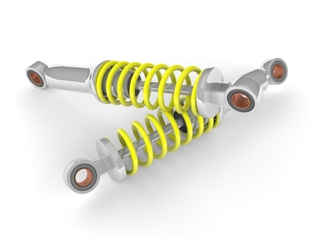 Repair struts and shocks, springs, ball joins and wheel alignments