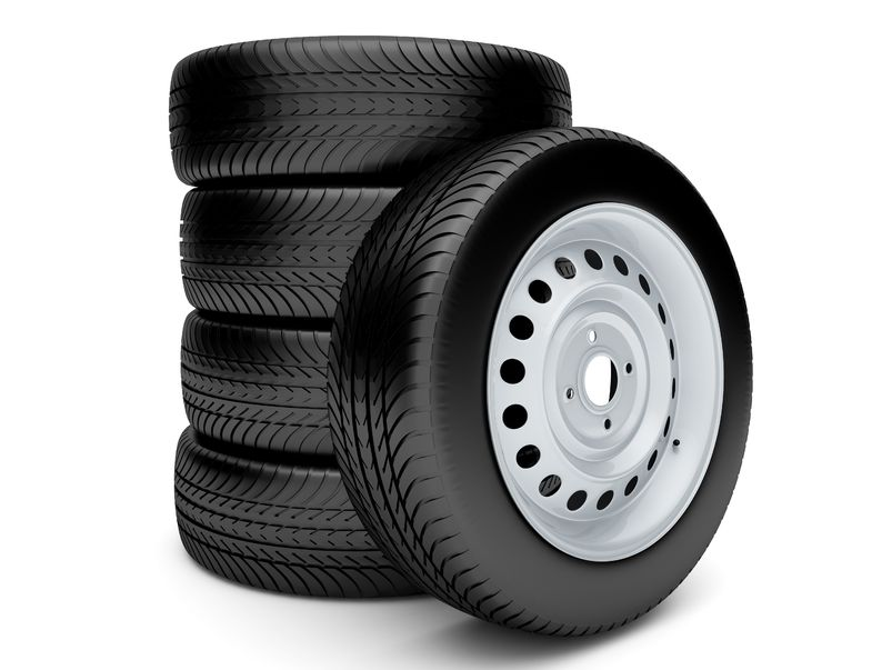 Tire replacement, balancing and wheel alignments